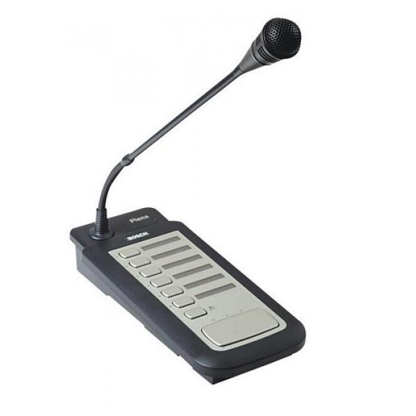 Bosch LBB 1956/00 6 Zone Plena Voice Alarm Call Station